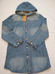 Джинсовый пиджак Classic